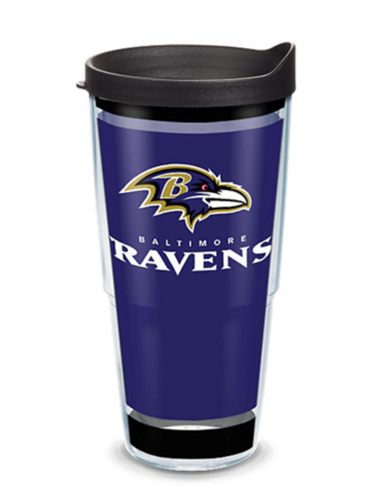 TERVIS Baltimore Ravens 24oz Tervis Touchdown Wrap Tumbler