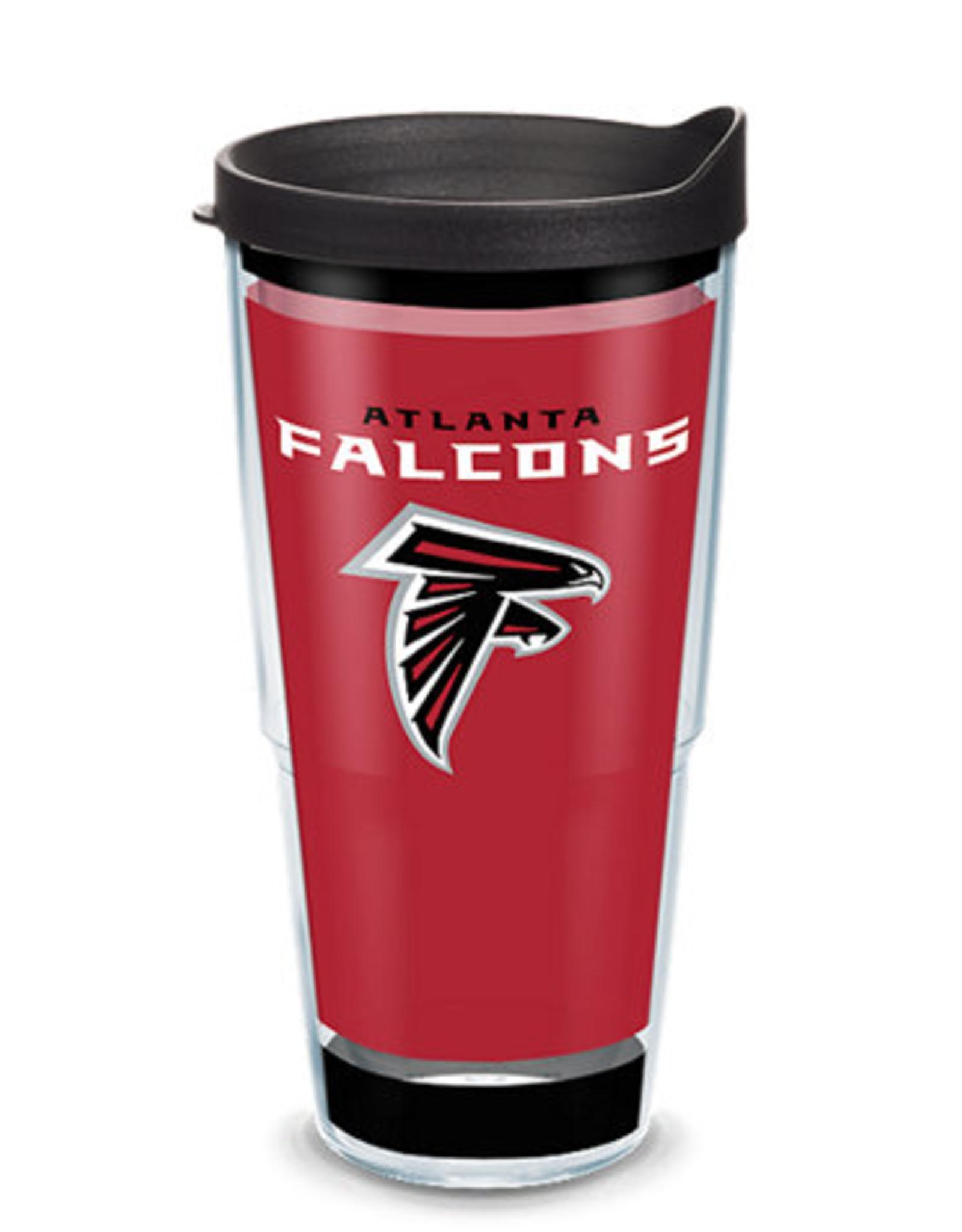 TERVIS Atlanta Falcons 24oz Tervis Touchdown Wrap Tumbler