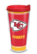 TERVIS Kansas City Chiefs 24oz Tervis Touchdown Wrap Tumbler