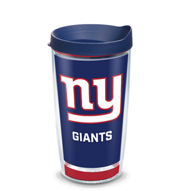 TERVIS New York Giants 16oz Tervis Touchdown Wrap Tumbler