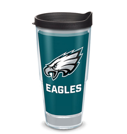 TERVIS Philadelphia Eagles 24oz Tervis Touchdown Wrap Tumbler