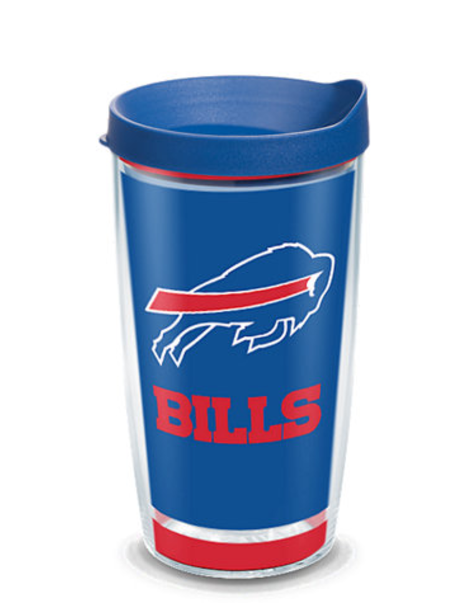TERVIS Buffalo Bills 16oz Tervis Touchdown Wrap Tumbler