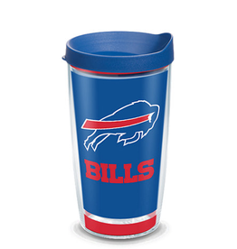 TERVIS Buffalo Bills 16oz Tervis Touchdown Wrap Tumbler