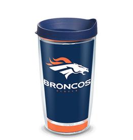 TERVIS Denver Broncos 16oz Tervis Touchdown Wrap Tumbler
