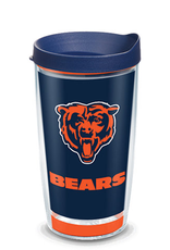 TERVIS Chicago Bears 16oz Tervis Touchdown Wrap Tumbler