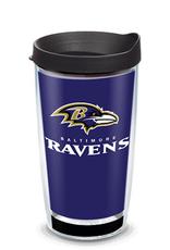 TERVIS Baltimore Ravens 16oz Tervis Touchdown Wrap Tumbler