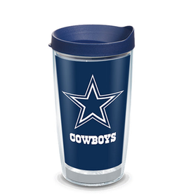 TERVIS Dallas Cowboys 16oz Tervis Touchdown Wrap Tumbler