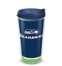 TERVIS Seattle Seahawks 16oz Tervis Touchdown Wrap Tumbler