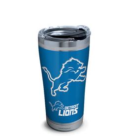 TERVIS Detriot Lions 20oz Tervis Touchdown Stainless Tumbler