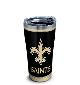 TERVIS New Orleans Saints 20oz Tervis Touchdown Stainless Tumbler