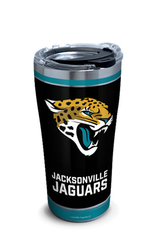 TERVIS Jacksonville Jaguars 20oz Tervis Touchdown Stainless Tumbler