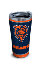 TERVIS Chicago Bears 20oz Tervis Touchdown Stainless Tumbler