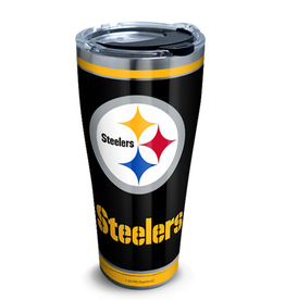 TERVIS Pittsburgh Steelers 30oz Tervis Touchdown Stainless Tumbler