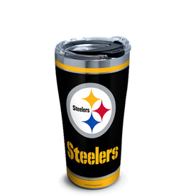 TERVIS Pittsburgh Steelers 20oz Tervis Touchdown Stainless Tumbler