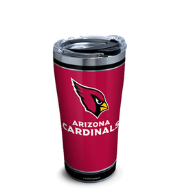 TERVIS Arizona Cardinals 20oz Tervis Touchdown Stainless Tumbler
