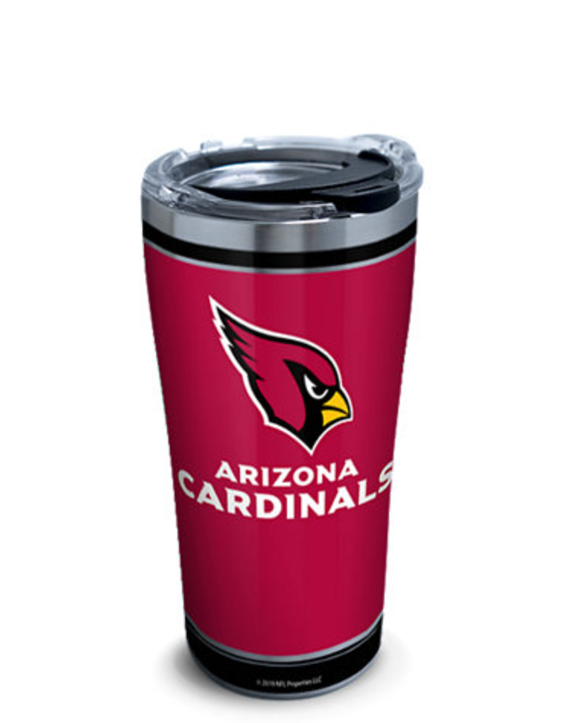 TERVIS Arizona Cardinals 20oz Tervis Touchdown Stainless Tumbler