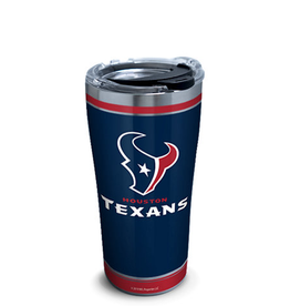 TERVIS Houston Texans 20oz Tervis Touchdown Stainless Tumbler