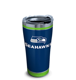 TERVIS Seattle Seahawks 20oz Tervis Touchdown Stainless Tumbler