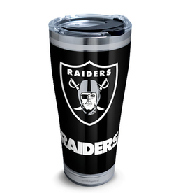 TERVIS Oakland Raiders 30oz Tervis Touchdown Stainless Tumbler
