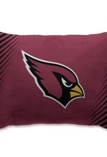 HOVER HELMETS Arizona Cardinals Side Streak Microplush Pillow Protector