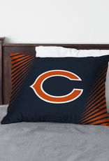 HOVER HELMETS Chicago Bears Side Streak Microplush Pillow Protector