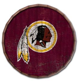 "FAN CREATIONS Washington Redskins 24"" Cracked Barrel Top - TC"