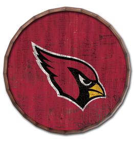 """FAN CREATIONS Arizona Cardinals 24"""" Cracked Barrel Top - TC"""