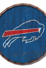 "FAN CREATIONS Buffalo Bills 24"" Cracked Barrel Top - TC"