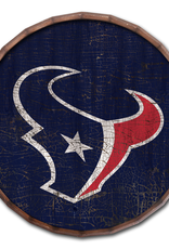 "FAN CREATIONS Houston Texans 16"" Cracked Barrel Top - TC"