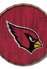 """FAN CREATIONS Arizona Cardinals 16"""" Cracked Barrel Top - TC"""