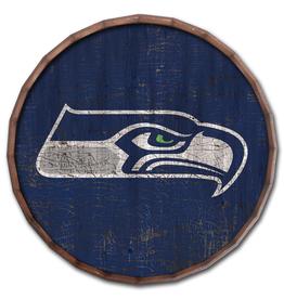 """FAN CREATIONS Seattle Seahawks 16"""" Cracked Barrel Top - TC"""