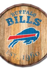 "FAN CREATIONS Buffalo Bills 16"" Cracked Barrel Top -EST"