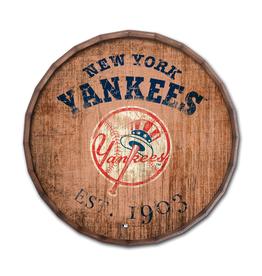 "FAN CREATIONS New York Yankees 16"" Cracked Barrel Top -EST"