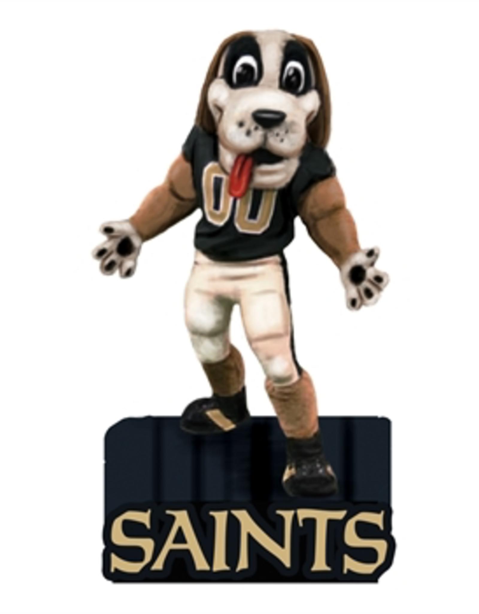 EVERGREEN New Orleans Saints Mascot Statue