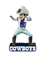 EVERGREEN Dallas Cowboys Mascot Statue