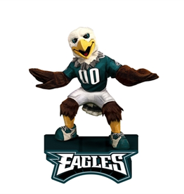EVERGREEN Philadelphia Eagles Mascot Statue