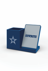 PRIME BRANDS GROUP Dallas Cowboys Wireless Charging Pen Holder