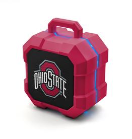 PRIME BRANDS GROUP Ohio State Buckeyes ShockBox LED Wireless Speaker