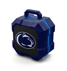 PRIME BRANDS GROUP Penn State Nittany Lions ShockBox LED Wireless Speaker