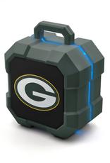 PRIME BRANDS GROUP Green Bay Packers ShockBox LED Wireless Speaker