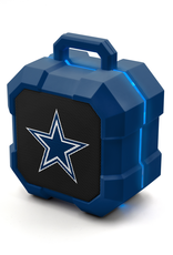 PRIME BRANDS GROUP Dallas Cowboys ShockBox LED Wireless Speaker