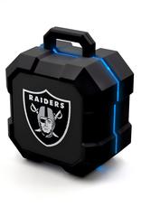 PRIME BRANDS GROUP Oakland Raiders ShockBox LED Wireless Speaker