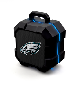 PRIME BRANDS GROUP Philadelphia Eagles ShockBox LED Wireless Speaker