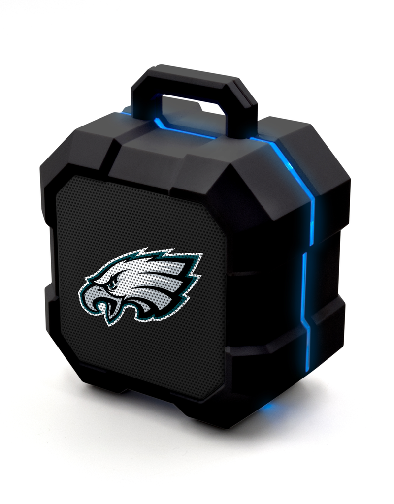 PRIME BRANDS GROUP Philadelphia Eagles ShockBox LED Wireless Speaker