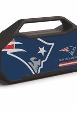 PRIME BRANDS GROUP New England Patriots ShockBox XL LED Wireless Speaker