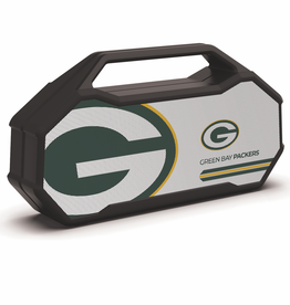 PRIME BRANDS GROUP Green Bay Packers ShockBox XL LED Wireless Speaker