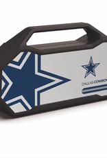 PRIME BRANDS GROUP Dallas Cowboys ShockBox XL LED Wireless Speaker
