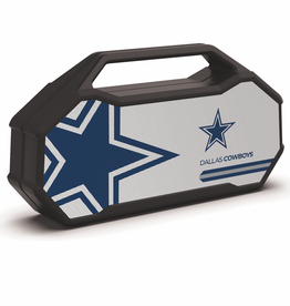 PRIME BRANDS GROUP Dallas Cowboys ShockBox XL LED Wireless Speaker