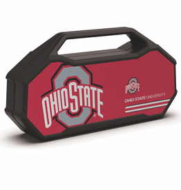 PRIME BRANDS GROUP Ohio State Buckeyes ShockBox XL LED Wireless Speaker