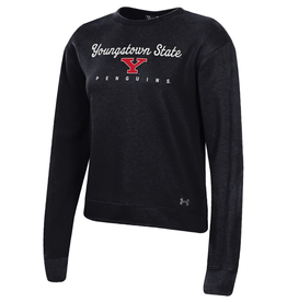 UNDER ARMOUR Youngstown State Penguins Women's Under Armour All Day Fleece Crew